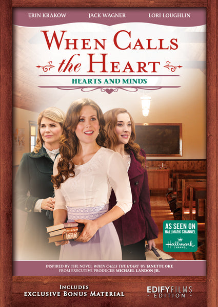 When Calls the Heart - Hearts and Minds - Season 5 Disc 2