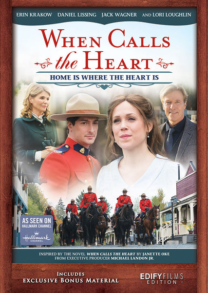 When Calls the Heart - Home is Where the Heart is - Season 5 Disc 3