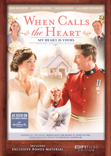 When Calls the Heart - My Heart is Yours - Season 5 Disc 4