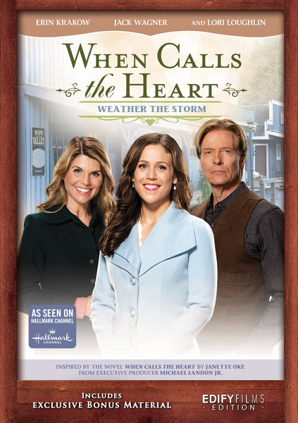 When Calls the Heart Season 5 - Movie #5: Weather the Storm