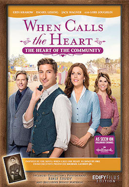 When Calls the Heart (WCTH) Season 4, Movie 3 - Heart of the Community
