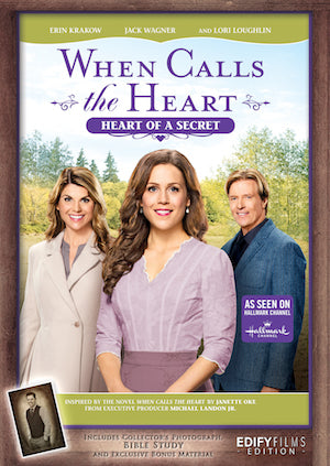 When Calls the Heart (WCTH) Season 4 - Movie 6 - Heart of the Secret
