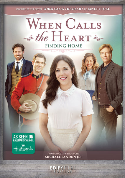 When Calls The Heart Finding Home DVD SEASON 7
