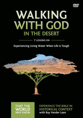 That The World May Know, Faith Lessons Vol 12: Walking with God in the Desert DVD