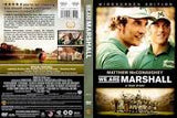 WE ARE MARSHALL DVD    A True Story