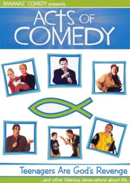 Acts of Comedy: Teenagers Are God's Revenge DVD