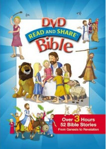 DVD Read And Share Bible Box Set