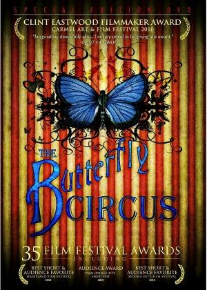 Image for The Butterfly Circus - Christian Short Film with Nick Vujicic