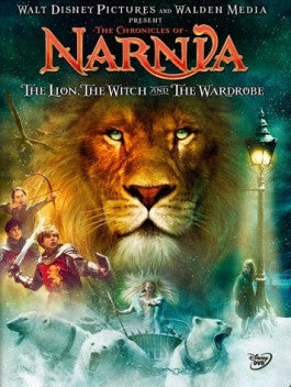 Chronicles of Narnia: The Lion the Witch and the Wardrobe DVD