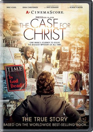 The Case for Christ - DVD - 2017 Feature Film