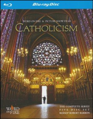 Catholicism 5-part Blu-ray set image of box cover