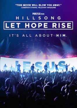 Hillsong: Let Hope Rise DVD