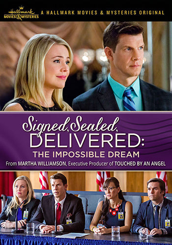 Signed, Sealed, Delivered: The Impossible Dream - DVD