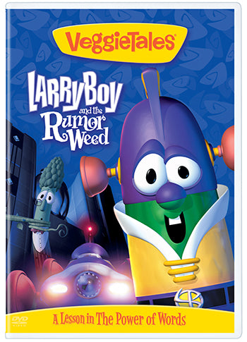 VeggieTales: Larry Boy and the Rumor Weed DVD