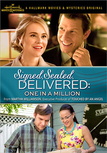 Signed, Sealed, Delivered: One In A Million - DVD