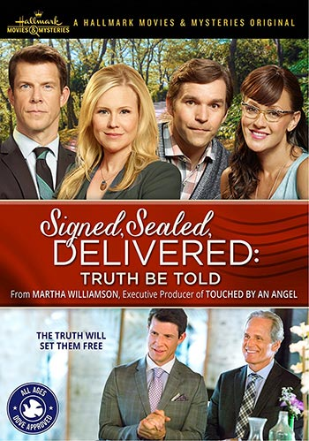 Signed, Sealed, Delivered: Truth Be Told - DVD