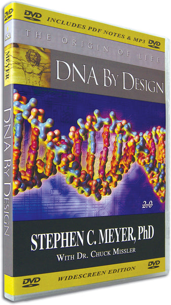 DNA by Design DVD