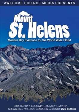 Mount St. Helens: With Geologist Dr. Steve Austin DVD