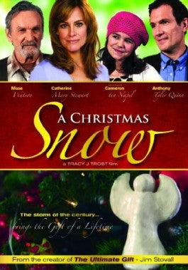 Christmas Snow DVD