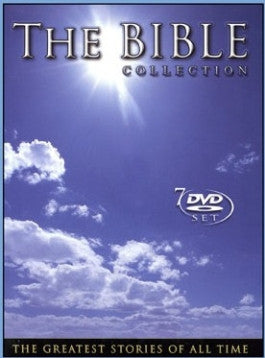 Bible Collection 7 DVD Set: Paul The Apostle, Apocalypse, Jeremiah, Jesus, Genesis, Esther and Solomon