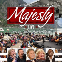 Majesty Live: Bill and Gloria Gaither - CD