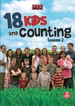 18 Kids and Counting Season 2 DVD