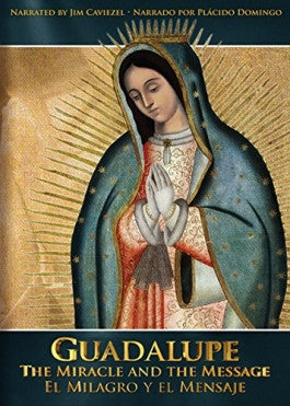 Guadalupe - The Miracle and the Message DVD