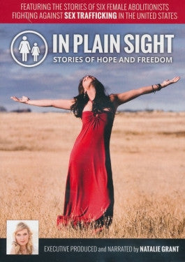 In Plain Sight: Stories of Hope and Freedom DVD