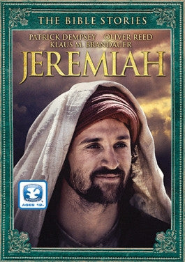 The Bible Stories: Jeremiah DVD
