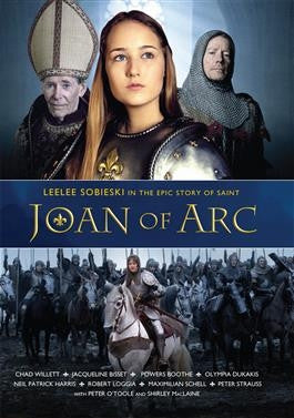 Joan Of Arc DVD