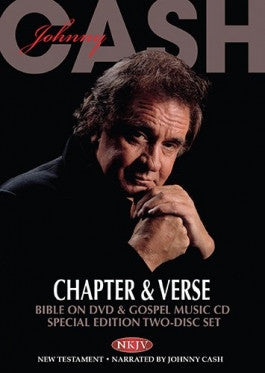 Johnny Cash: Chapter & Verse DVD Special Edition 2-Disc Set