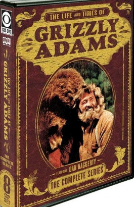 The Life and Times of Grizzly Adams The Complete Series DVD
