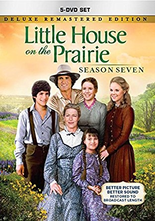 Little House on the Prairie Season 7 DVD Boxed Set