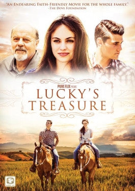 Luckys Treasure DVD