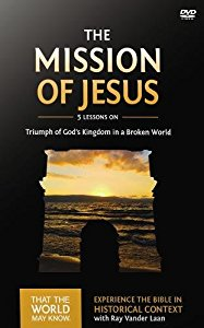 That The World May Know, Faith Lessons Vol 14: The Mission of Jesus DVD