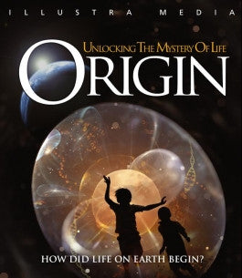 Origin: Design, Chance, and the First Life on Earth Synopsis DVD