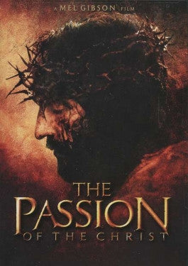 The Passion of the Christ English Language Edition DVD