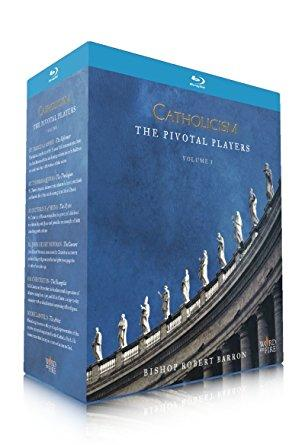 Catholicism: The Pivotal Players - 6 Part Catholic blu-ray series with Robert Barron image