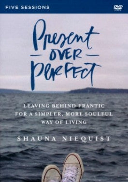 Present Over Perfect 5 Session DVD Shauna Niequist