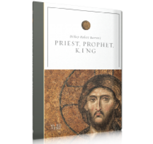 Priest, Prophet, King with Bishop Robert Barron Picture of Catholic  DVD cover