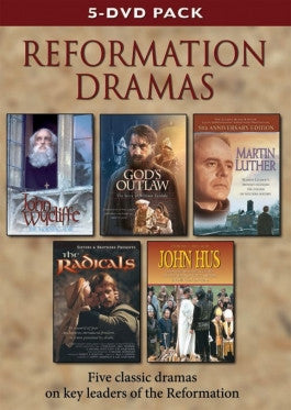 Reformation Dramas 5 DVD Set