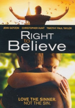 Right to Believe DVD