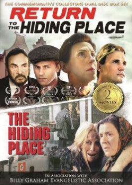 The Hiding Place and Return To The Hiding Place 2 DVD Combo