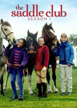 The Saddle Club Season 1 DVD