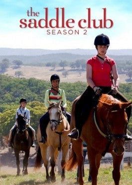The Saddle Club Season 2 DVD