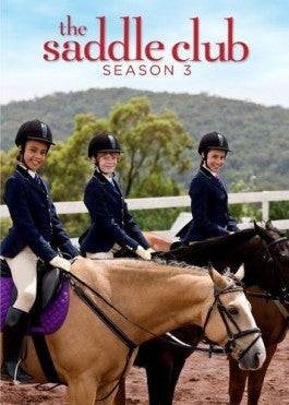 The Saddle Club Season 3 DVD