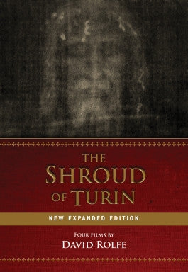 The Shroud of Turin: New EXPANDED Edition 4 Films - 2 DVD set