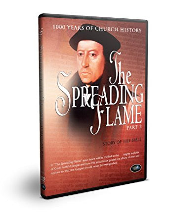 The Spreading Flame Part 2: The Story of the Bible DVD