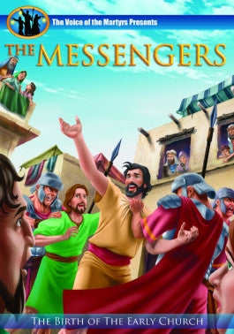 The Messengers The Birth of the Early Church DVD