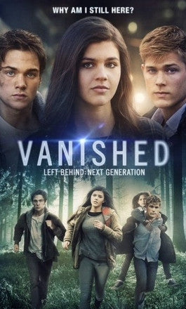VANISHED Left Behind Next Generation DVD